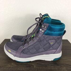 New Ryka Aurora Water Repellent Sneaker Boots 8.5